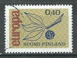 Finlande YT N°578 Europa 1965 Oblitéré ° - Europa-CEPT