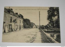 LOG1 * Vente Directe     Vilaines La Juhel  Mayenne Rue Du Petit Moulin - Villaines La Juhel