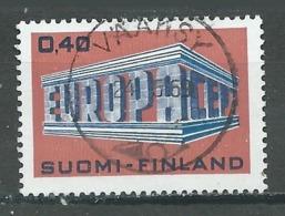 Finlande YT N°623 Europa 1969 Oblitéré ° - Europa-CEPT