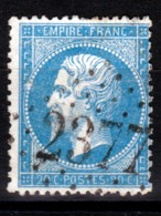 LOSANGE GC 2377 Moissac Sur NAPOLEON N°22 / DISPERSION D'UNE COLLECTION!! - 1862 Napoléon III