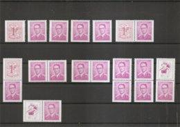 Belgique ( 1484/1485k XXX -MNH) - Booklets 1953-....