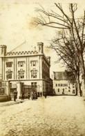Allemagne Munster Ständehaus Ancienne Photo CDV Hundt 1870' - Foto's