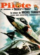 Pilote N°395 Pilotorama Quand Paris Brûlait 21-28 Mai 1871 - L'histoire De France En 180 Gags - Indianapolis De 1967 - Pilote