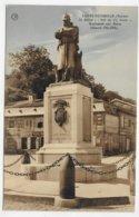 SAINTE MENEHOULD - MONUMENT AUX MORTS GUERRE 1914 / 1918 - CPA COULEUR NON VOYAGEE - Sainte-Menehould