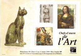 FRANCE - YT BF 23 - Neuf ** - MNH - Cote: 50,00 € - Blocs & Feuillets
