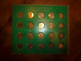 Vers Années 1970--->Collection De 20 Médailles  Du Bicentenaire De NAPOLEON  (édition TOTAL) - Touristiques