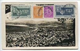 ISRAËL * HAÏFA The Bay ( La Baie ) Bel Affranchissement De 1949 - Israel