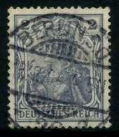 D-REICH GERMANIA Nr 68 Zentrisch Gestempelt X726E66 - Duitsland