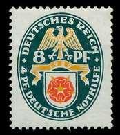 DEUTSCHES REICH 1929 Nr 431 Ungebraucht X89C77A - Allemagne