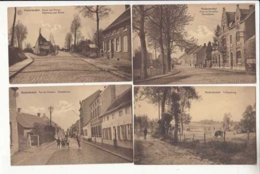 CPA Belgique- Flandre Orientale - Brakel Nerderbrakel - 9 Cartes     - Achat Immédiat  (cd 004) - Brakel