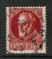 BAVARIA  Scott # 101 VF USED (Stamp Scan # 541) - Bavaria