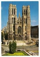 Belgium - Bruxelles (Brüssel) - Cathédrale Saint-Michel Et Saint-Gudule - Kirchen U. Kathedralen
