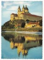 Melk An Der Donau - Benediktinerkloster Stift Melk (Barockstift) - Melk