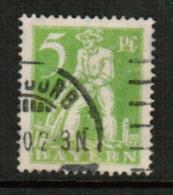 BAVARIA  Scott # 238 VF USED (Stamp Scan # 541) - Bavaria