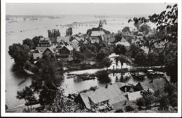 ! S/w Ansichtskarte Aus Hitzacker, Elbe, 1955 - Hitzacker
