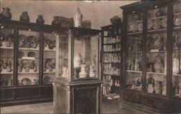 !  Fotokarte Aus Hermannstadt, Sibiu, Rumänien, Baron Brukenthalisches Museum, Porzellan, Porcelain - Roumanie