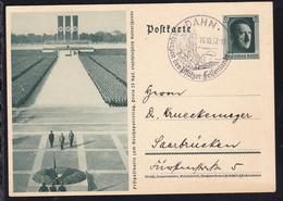 Reichsparteitag 1937 Appell Der SA Ab Dahn 16.10.37 Nach Saarbrücken - Alemania