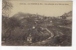 06 - LA TURBIE - Vue Générale Et La Tête De Chien (X29) - La Turbie