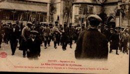 10-TROYES...LE REVE CHIMERIQUE DE GUILLAUME  1914...comment Les Boches......CPA ANIMEE - Troyes