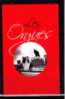 Café Bar Brasserie / Les ORGUES /  Flandre, Riquet / Paris 19 / - Cartes De Visite