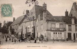37- 40598   -  SAINT  CHRISTOPHE     -    LA PLACE - France
