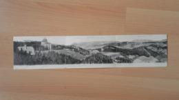 Semmering-long Postcard - Semmering