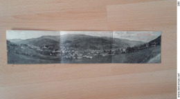 Spital A.Semmering.HOTEL HIRSCHENHOF-long Postcard - Semmering