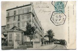 CPA - Carte Postale - France - Hyères - Le Grand Hôtel Des Iles D'Or - 1904 (I10111) - Hyeres