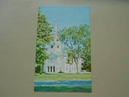 ETATS UNIS NH NEW HAMPSHIRE HANCOCK FIRST CONGREGATIONAL CHURCH..... - Etats-Unis