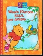 Winnie L'Ourson Batit Sa Maison - 2000 - 36 Pages 26 X 20 Cm - Livres, BD, Revues