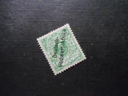 D.R.4  5Pf*MLH   Deutsche Kolonien (Deutsch-Südwestafrika) 1897 - Mi 5,50 € - Kolonie: Duits Zuidwest-Afrika