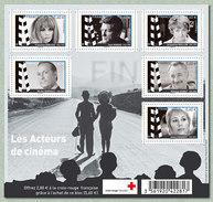 France 4690 4695 F Croix Rouge Acteurs De Cinéma Neuf TB ** MNH Sin Charnela Prix De La Poste 5.6 - Neufs