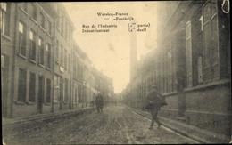 Cp Wervicq Sud Nord, Rue De L'Industrie - Francia