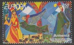 Arménie Europa 2010 N° 635 ** Livres Enfants - Europa-CEPT