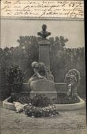 Cp Neuilly Sur Seine Hauts De Seine, Monument Du Général Henrion Bertier - Andere Gemeenten