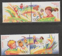 Biélorussie Europa 2010 N° 694/ 695 ** Livres Enfants - Europa-CEPT