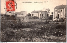 93 MONTREUIL - La Boissière - Montreuil