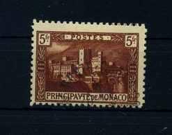 MONAKO 1922 Nr 62 Gestempelt (106515) - Monaco