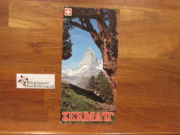 Faltblatt: Zermatt - Tour Guide