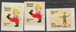 Danemark Europa 2010 3 Valeurs N° 1590/ 1591 ** Livres Enfants - Europa-CEPT