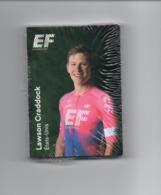 CYCLISME TOUR  DE  FRANCE SERIE COMPLETE EDUCATION FIRST 2019 FORMAT 6 X 9 - Cyclisme