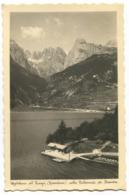 MOLVENO AL LAGO - ITALY, TRENTINO, Year 1937 - Trento