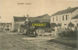 52 Jonchery, La Mairie, Vieil Outil Agricole ....., Visuel Peu Courant, 1915 - Andere Gemeenten