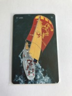 Isle Of Man - Phonecard With Chip - Royaume-Uni