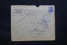 ALLEMAGNE - Enveloppe Commerciale De Hamburg En 1915 Pour Anvers  Avec Cachet De Contrôle - L 43068 - Germany