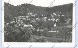 8582 BAD BERNECK, Gesamtansicht - Bayreuth