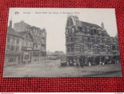 KNOKKE  - KNOCKE -  Grand Hôtel Des Dunes Et Groupe De Villas - Knokke