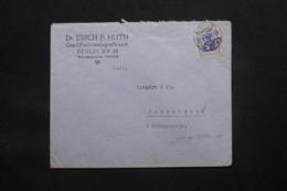 ALLEMAGNE - Enveloppe Commerciale De Berlin Pour Anvers En 1915 Avec Cachet De Contrôle Au Dos - L 43080 - Germany