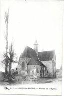 CPA - 58 - LURCY Le BOURG - L'église - NIEVRE FRANCHE COMTE - Cosne Cours Sur Loire