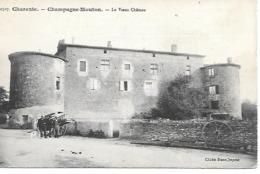 25/12        16   Champagne Mouton    Place Du Vieux Chateau  (animations) - Francia